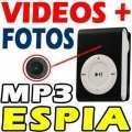 Camara Espia Mini Dv Grabadora Digital De Voz 8gb Mp3 Bfn